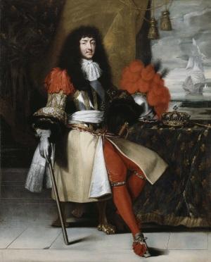 King Louis XIV