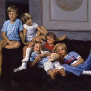 The Berthelot Children